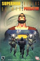 Superman and Batman Versus Aliens and Predator - TPB/Graphic Novel